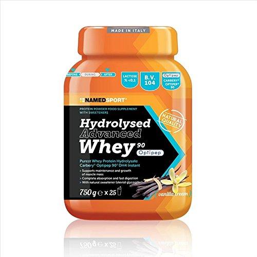 Named integratore, proteine siero latte - 0.75 kg
