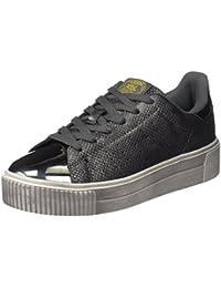 Adidas Rapidaflex EL K, Zapatillas de Deporte Unisex Niños, Rosa (Rosene/Brisol/Rubmis), 34 EU