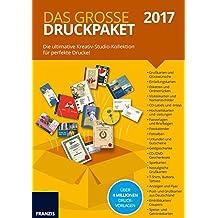 Franzis Das große Druckpaket 2017