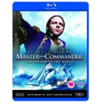 Master & Commander Blu Ray Disc
