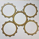Open Throttle Racers High performance paper based Clutch plates for Kawasaki 300/Z250
