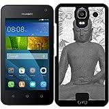 Best HUAWEI Att Téléphones portables - Coque pour Huawei Y360 - Bouddha Batik Review