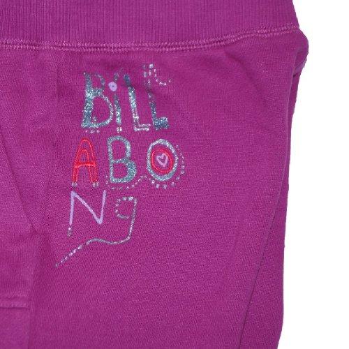 Damen BILLABONG komfortabel Cotton Poly Sport Lounge Hose Lila