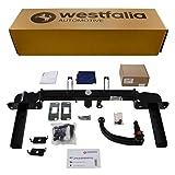 Abnehmbare Westfalia Anhängerkupplung für Astra J GTC (BJ ab 01/2012 im Set mit 13-poligem fahrzeugspezifischen Westfalia Elektrosatz