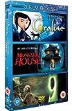 Coraline/Monster House/9 [DVD]