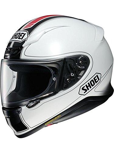 Casco Moto Shoei Nxr Flagger Tc-6 Blanco (M , Blanco)