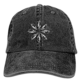 EANTE Baseball Trucker Cap,Aeternum Adjustable Youth Cowboy Mens Golf Caps Hats