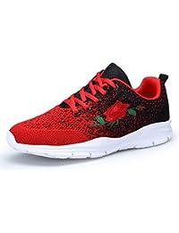 KOUDYEN Zapatos Zapatillas Running Para Mujer Sneakers Fitness