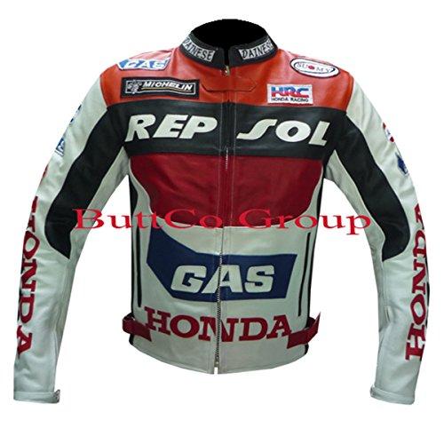 honda-gas-repsol-original-motorcycle-motorbike-biker-armour-red-leather-jacket-size-xs-to-4xl-please