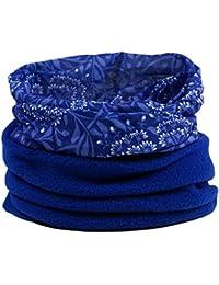 Rockjock Women neck warmer, scarf, hat, hood, snood - reversible