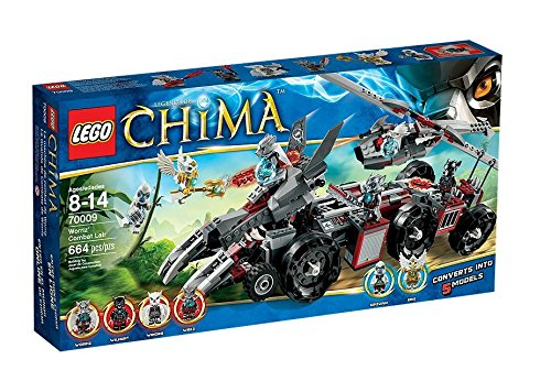 LEGO-Legends-of-Chima-70009-Worrizs-Combat-Lair