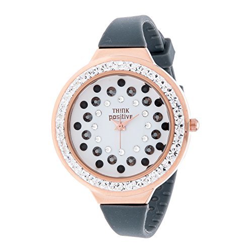 ladies-think-positiver-model-se-w116r-star-dust-tunnel-medium-steel-strap-silicone-color-grey