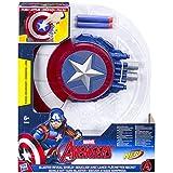 Avengers - Escudo lanzador Capitán América (Hasbro B9943EU4)