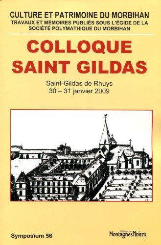 colloque saint gildas
