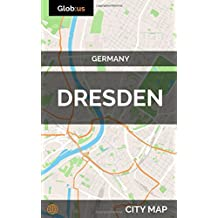 Dresden, Germany - City Map