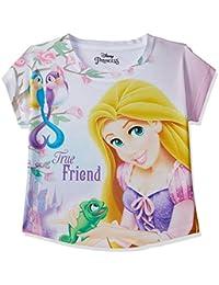 a72ec0a29fe7 Disney Princess Purple Polyester Top for Girls DPS0019