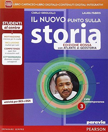 Nuovo punto sulla storia. Ediz. rossa. Per la Scuola media. Con e-book. Con espansione online: 3
