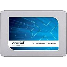 Crucial BX300 CT120BX300SSD1 - Disco duro sólido interno SSD de 120 GB (SATA, 2.5 pulgadas)