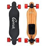 Skateboard Elettrico, PULNDA Motore Doppio Ogni 700W con Batteria al...