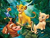 Nathan 86313 - Puzzle Enfant Classique - Simba & Co. - 30 Pièces