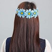 Pinkdose® Boho Style Daisy Blume Floral Hair Garland Headbrand Haarband