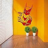 Hollywood film caractère Superhero Vinyle Stickers Muraux Pour Enfants Chambre Enfants Room Decal Qualité Comics Sticker Mural Bat Design 42 * 63 cm