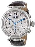 Akribos XXIV Herren-Armbanduhr Retro Analog Quarz AK628SS