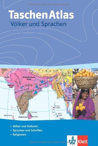 TaschenAtlas Völker und Sprachen: Klasse 5-13