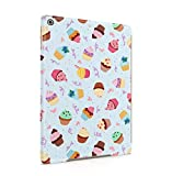 Best Hard Candy candy bar - Sweet Cupcakes Pattern Apple iPad Air 1 Snap-On Review
