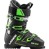 Lange Sx 120 Herren Skischuhe, Herren, LBH6000_26.5, schwarz (True) / grün, 26.5