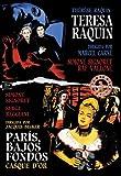 Teresa Raquin (Thérèse Raquin) (1953) / París Bajos Fondos (Casque D'or) (1952) [EU Import]