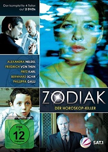 Der Horoskop-Killer (2 DVDs)