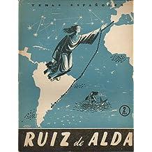 RUIZ DE ALDA.