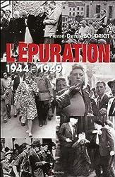 L'épuration 1944-1949