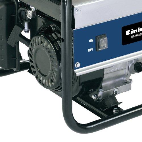 Einhell Benzin Stromerzeuger BT PG 20002 - 3