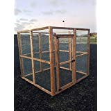 ANIMAL ENCLOSURE / RUN STRONG 16G Wire Chicken Rabbits Dogs Cats Birds Puppy Fox Proof. Modular System