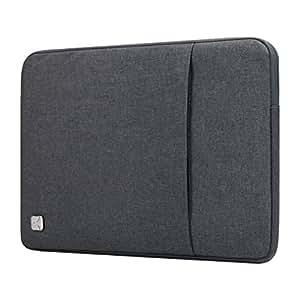 CAISON 14 Laptop Case Sleeve HP 14 Stream 14/14 Lenovo IdeaPad 330 320 120  (14in)(Dark Grey)
