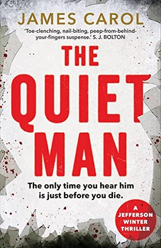 book cover of The Quiet Man