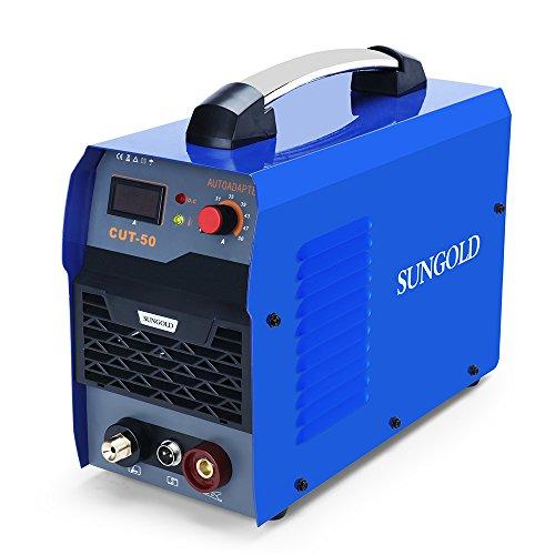 SUNGOLDPOWER CUT50 IGBT Plasmaschneider 50 Amp