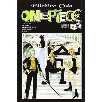 One Piece: 6