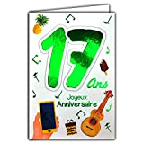 69-2017 - Tarjeta feliz cumpleaños de