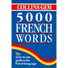 Collins Gem 5000 French Words