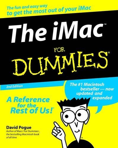 The iMac For Dummies by David Pogue (1999-12-24)
