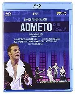 Admeto re di Tessaglia, opera de George Frideric Handel (Händel-Festspiele Halle 2006) [jewel_box] [Import italien]