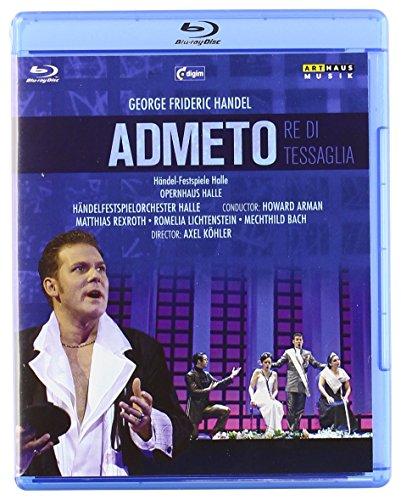 Admeto re di Tessaglia, opera de George Frideric Handel (Händel-Festspiele Halle 2006) [jewel_box]