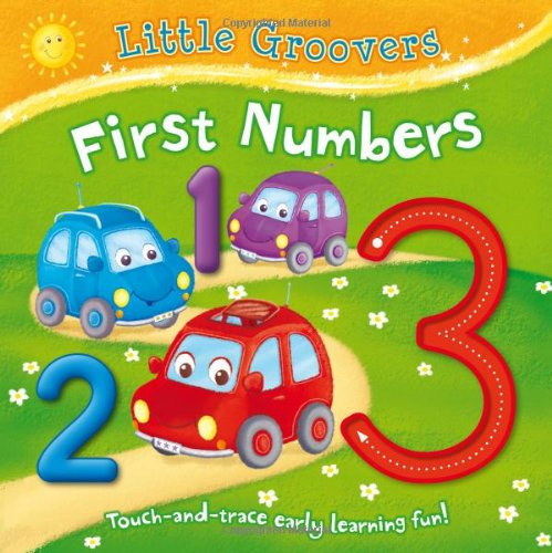 First Numbers (Little Groovers)