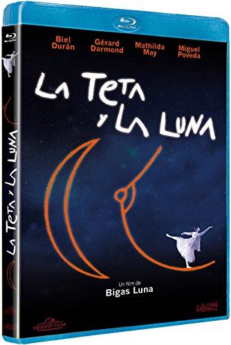 La teta y la luna [Blu-ray]