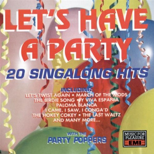 Let's Have a Party (Party Poppers Weihnachten)