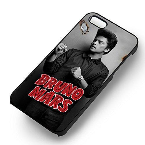 Bruno Mars Great Singer pour Coque Iphone 6 et Coque Iphone 6s Case (Noir Boîtier en plastique dur) D0E7ES, Coques iphone Veronica Mars