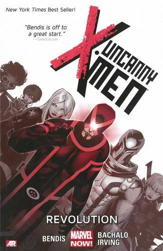 UNCANNY X-MEN 01 REVOLUTION